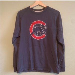 Chicago Cubs long sleeve shirt